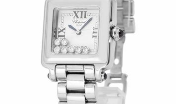 Chopard Happy Sport 27/8349-23, Roman Numerals, 2004, Very Good, Case material Steel, B