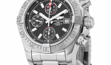 Breitling Avenger II A1338111.BC32.170A, Baton, 2017, Very Good, Case material Steel, B