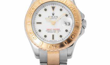 Rolex Yacht-Master 169623, Baton, 2007, Good, Case material Steel, Bracelet material: S
