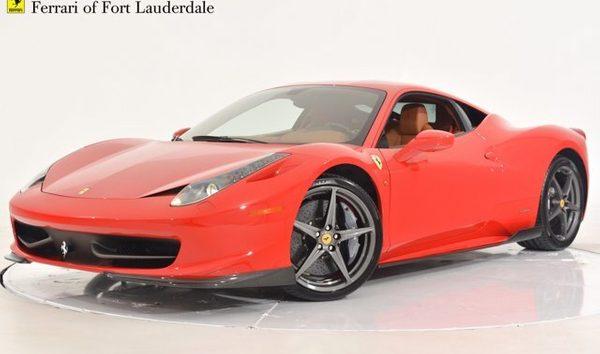 23+ 2020 Ferrari 458 Italia