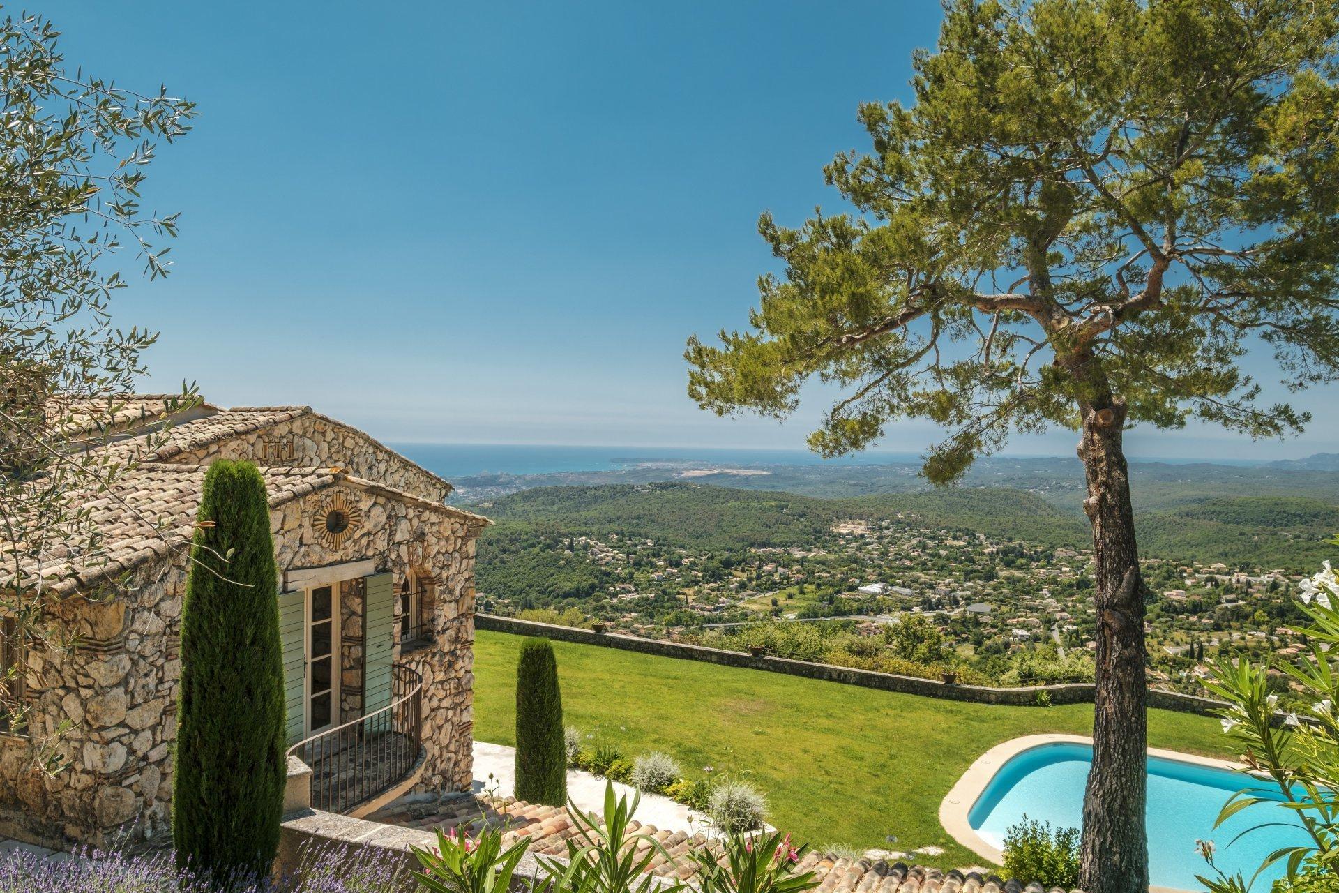 Villa in Vence, Provence-Alpes-Côte d'Azur, France 1 - 11096500