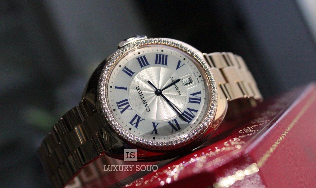Cartier Cle De Cartier WJCL0007