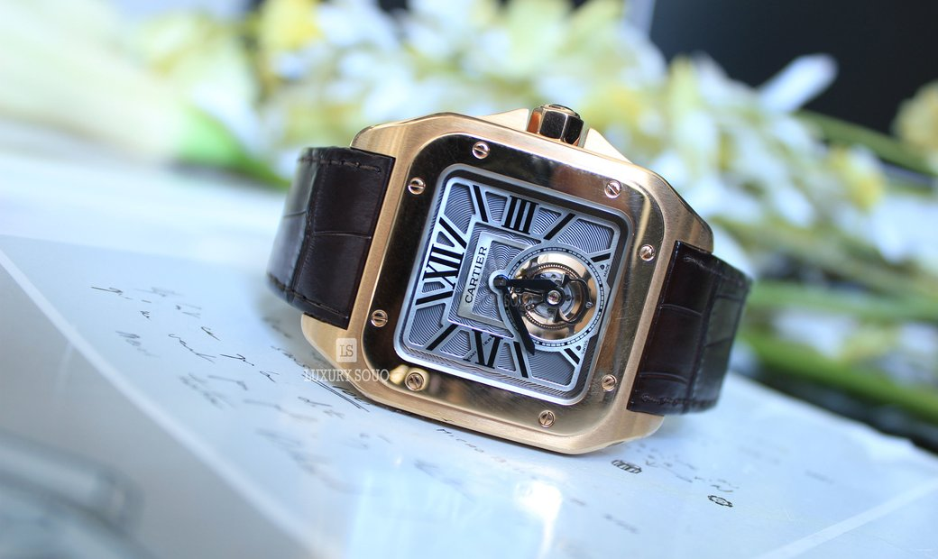 Cartier FLYING TOURBILLION W2020019
