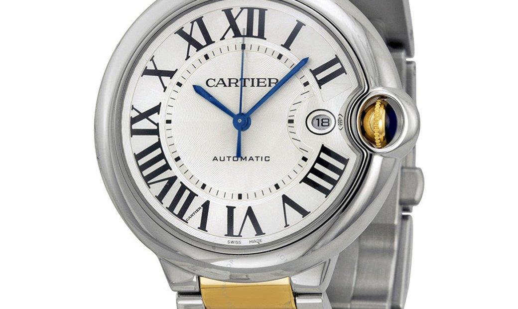 Cartier Ballon Bleu W69009Z3