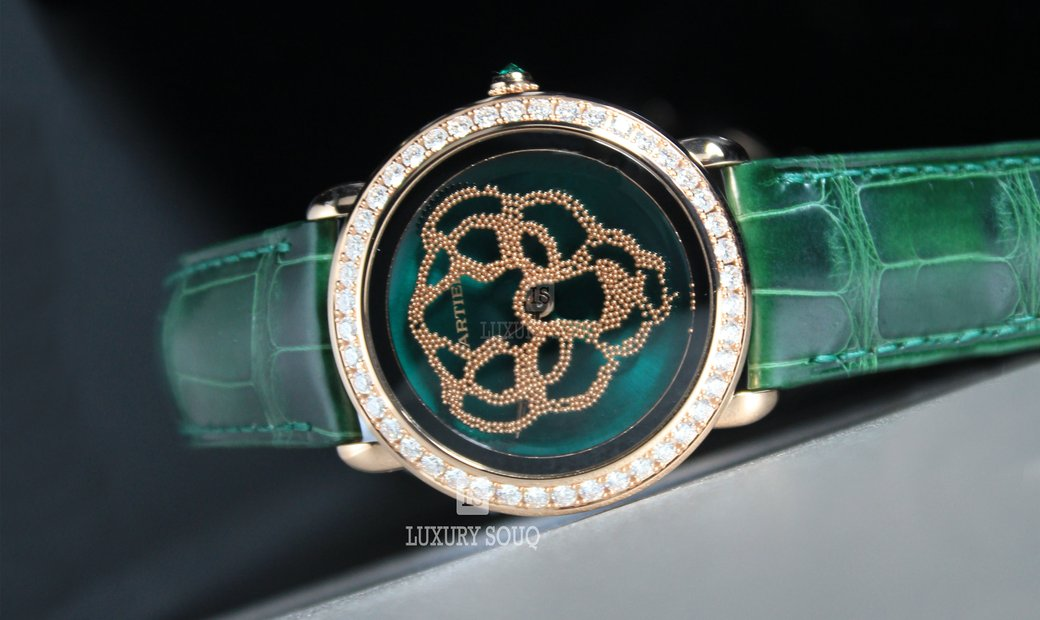 Cartier PANTHERE HPI01261