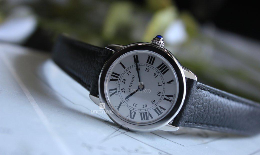 Cartier Ronde Croisière de Cartier WSRN0019