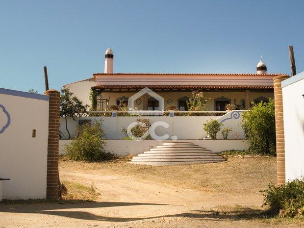 Farm Ranch in Vila Verde de Ficalho, Beja District, Portugal 1