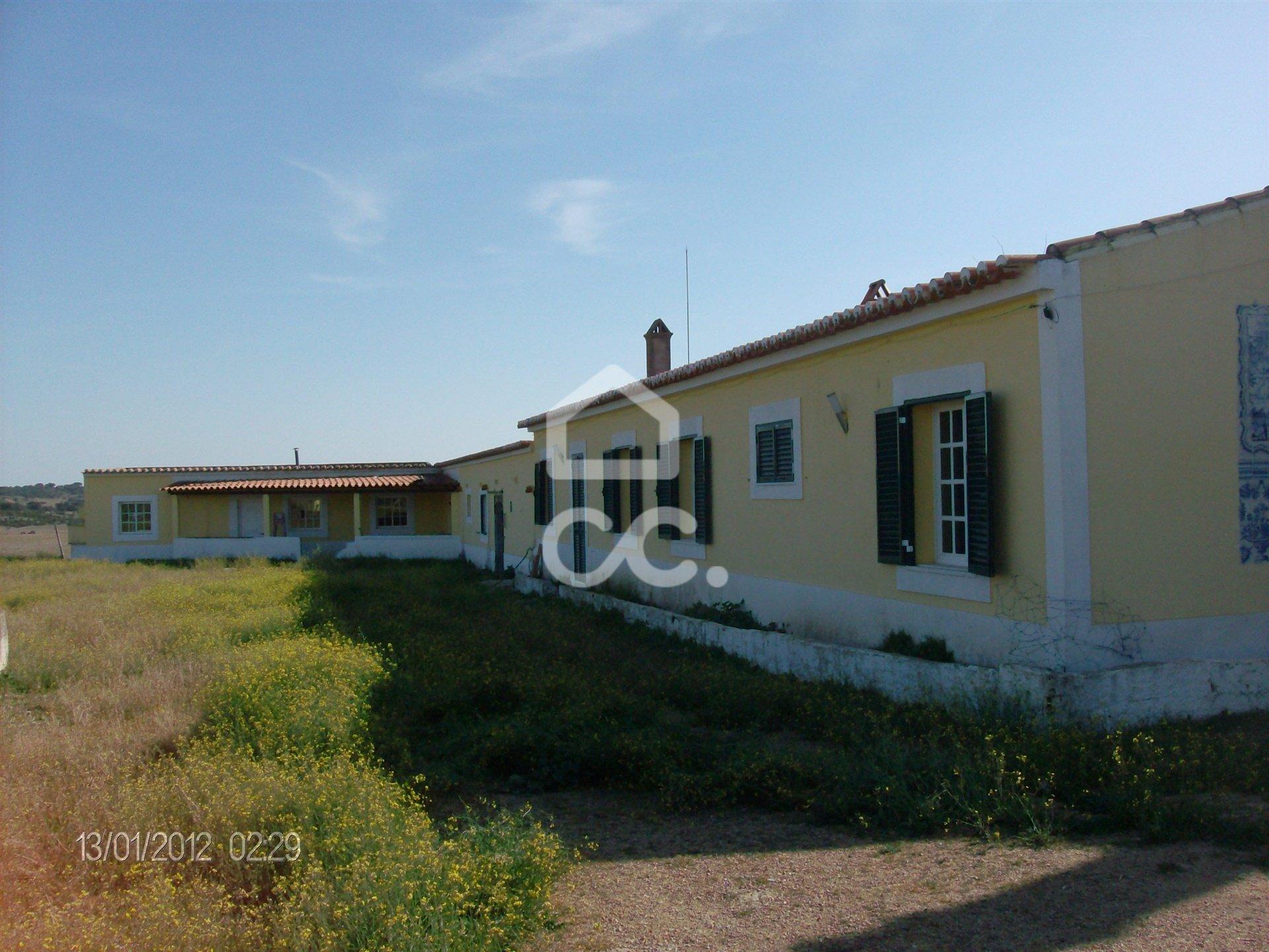 Farm Ranch in Beja District, Portugal 1