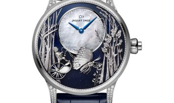 Jaquet Droz [LIMITED 28 PIECE] Loving Butterfly Automaton J032534271 (Retail:CHF 140'400)