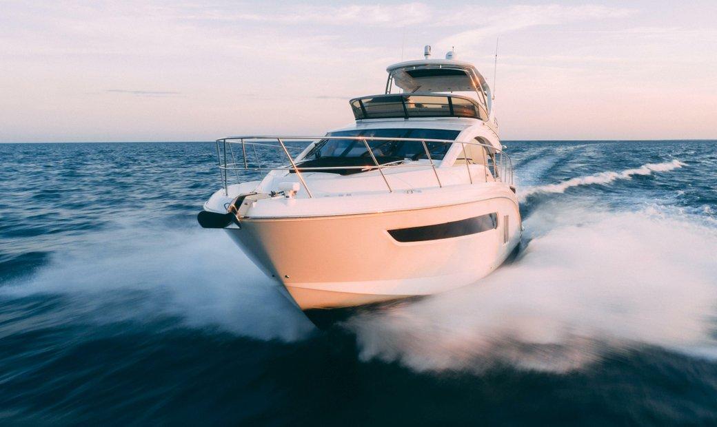 Sea Ray 510 Fly