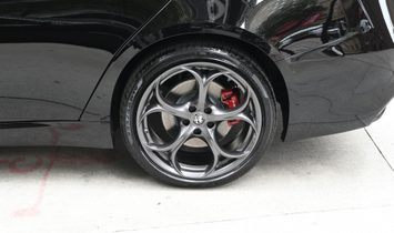 Alfa Romeo Giulia Ti Sport