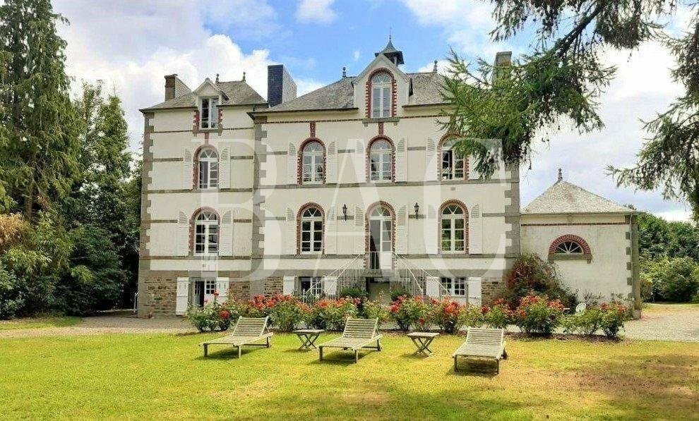 House in Fougères, Brittany, France 1