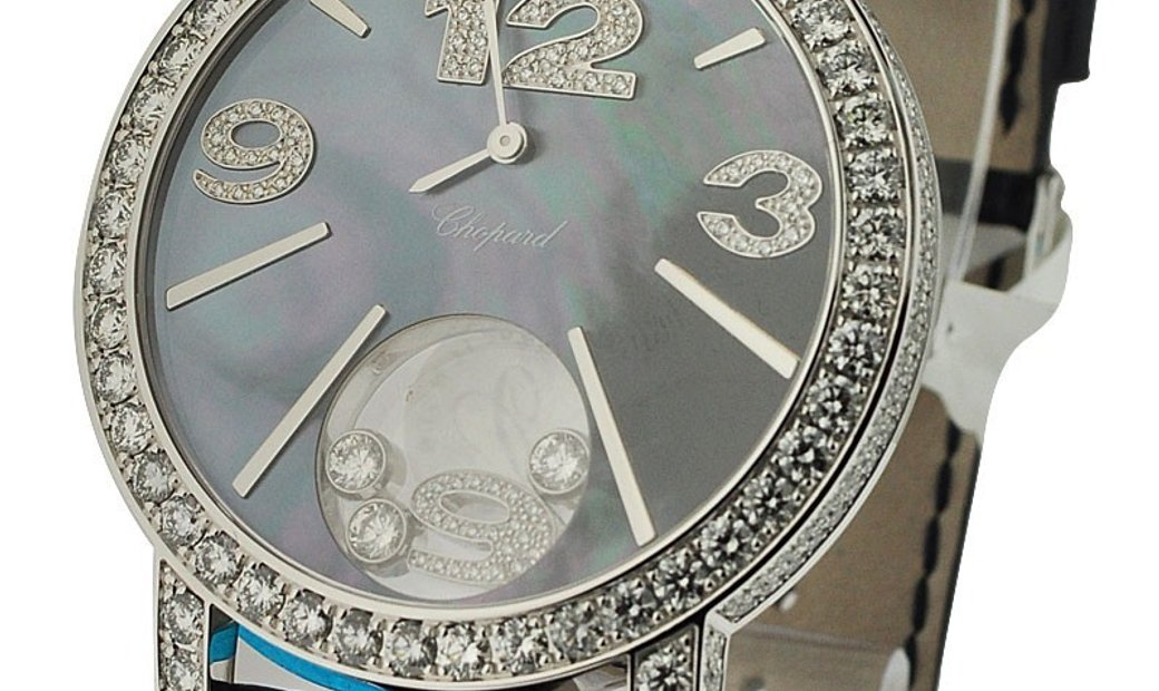 Chopard Happy Diamonds Happy Time 207450-1010