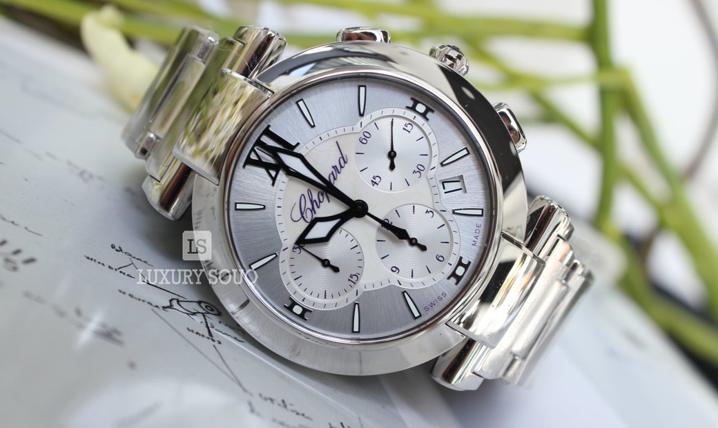 Chopard Imperiale 40mm Stainless Steel 388549-3002
