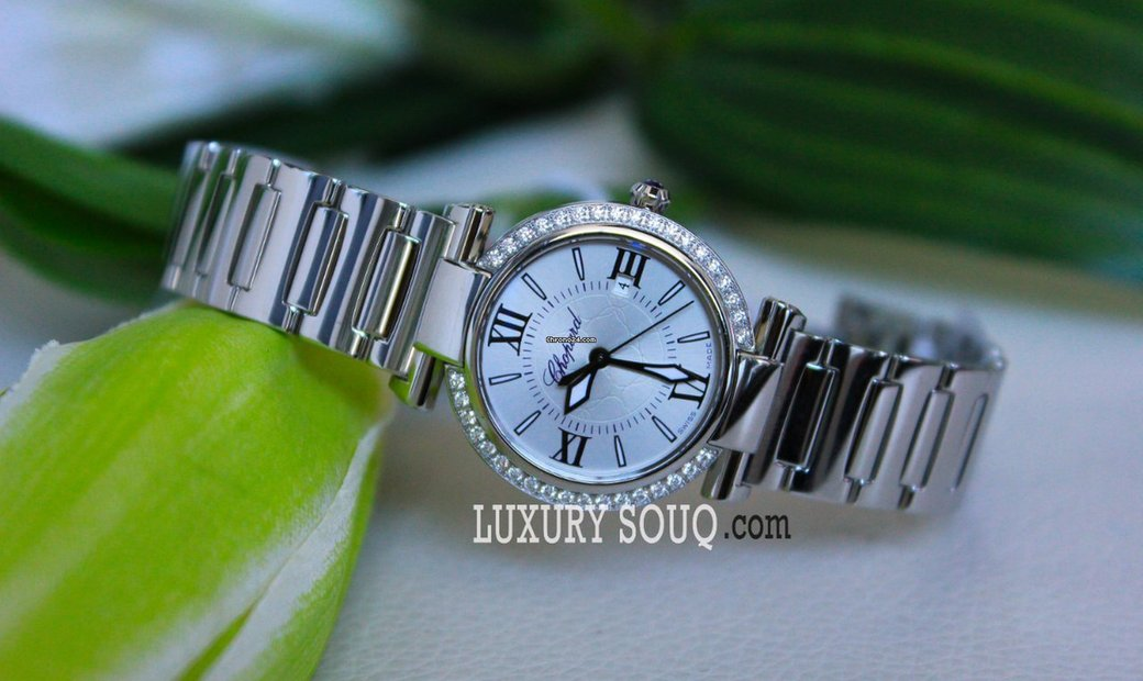 Chopard Imperiale Quartz 28mm Ladies Watch 388541-3004