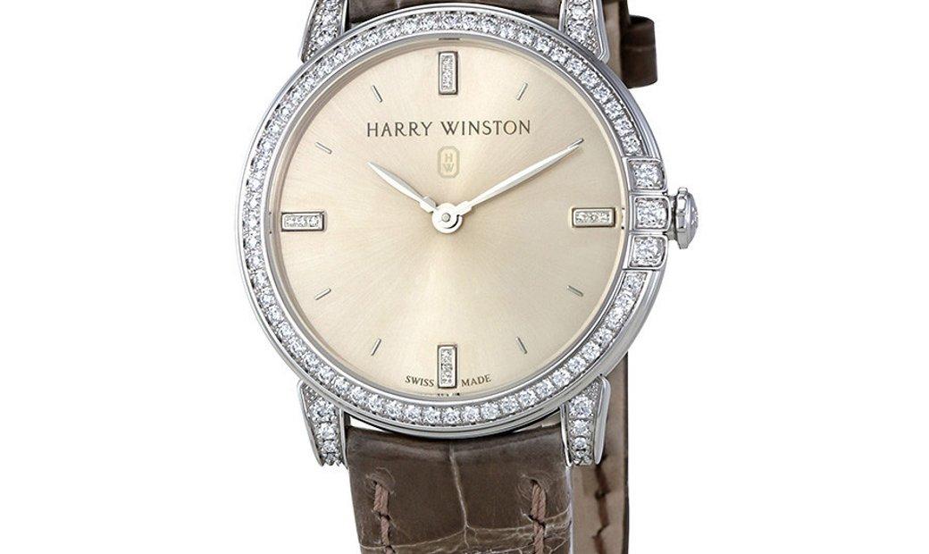 Harry Winston Midnight Collection MIDQHM32WW002