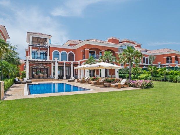 Villa in The Palm Jumeirah, Dubai, United Arab Emirates 1