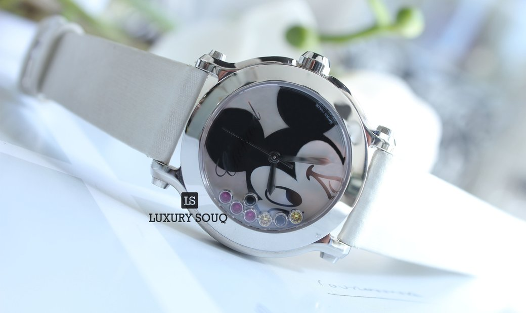 Chopard Happy Sport MICKEY MOUSE SPECIAL EDITION 278475-3032