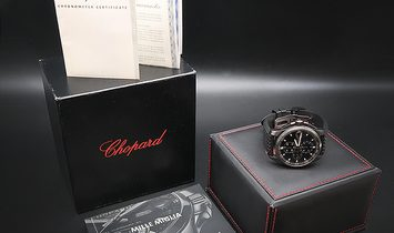 Chopard Mille Miglia GT XL CHRONO 44mm Stainless Steel 168459-3022