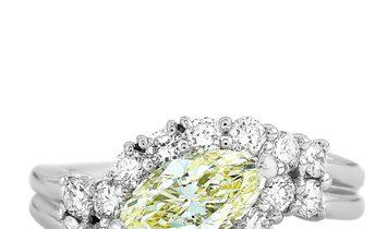 LB Exclusive LB Exclusive Platinum 1.85 ct Diamond Ring