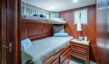 Hatteras 70 Long Range Cruiser