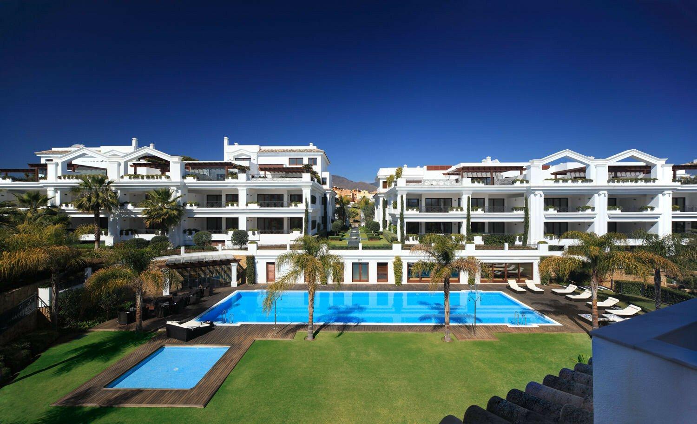 Apartment in Estepona, Andalusia, Spain 1 - 10554804