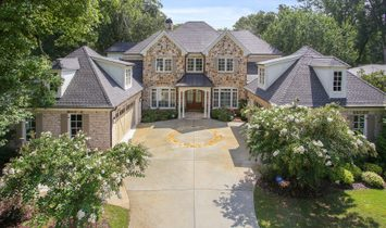 House in Sandy Springs, Georgia, United States