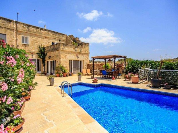 House in Santa Lucija, Malta 1