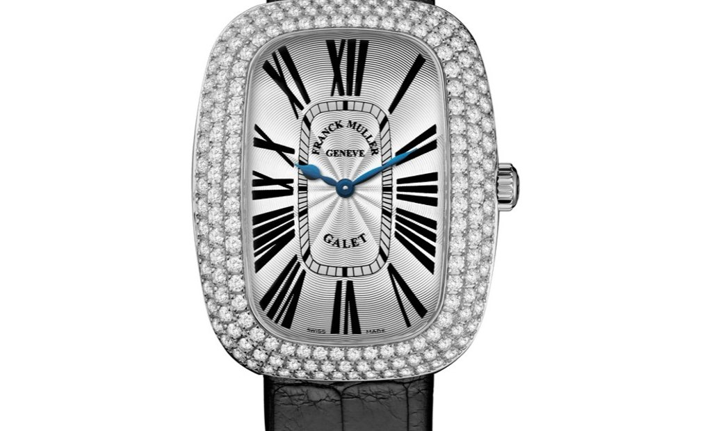 Franck Muller Galet Diamonds 3002 M QZ R D3