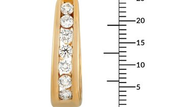 LB Exclusive LB Exclusive 14K Yellow Gold 2.00 ct Diamond Earrings