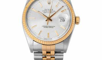 Rolex Datejust 16013, Baton, 1989, Good, Case material Steel, Bracelet material: Steel