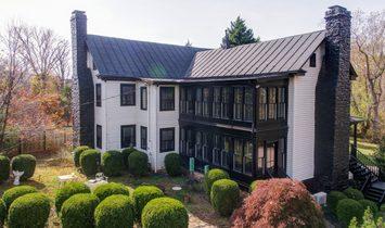 Maison à North Garden, Virginie, États-Unis 1