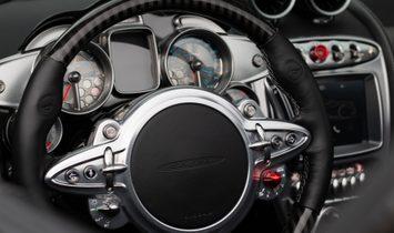 2020 Pagani Huayra Roadster
