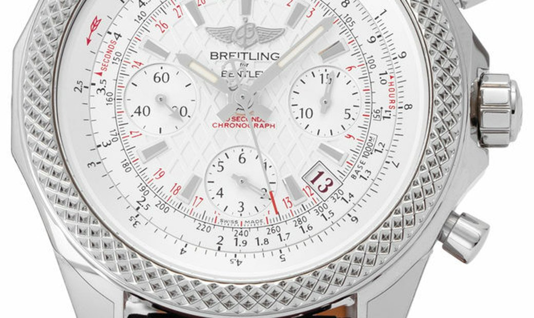 Breitling Bentley B06 S AB061221.G810.481X.A20BA.1, Baton, 2018, Very Good, Case materi