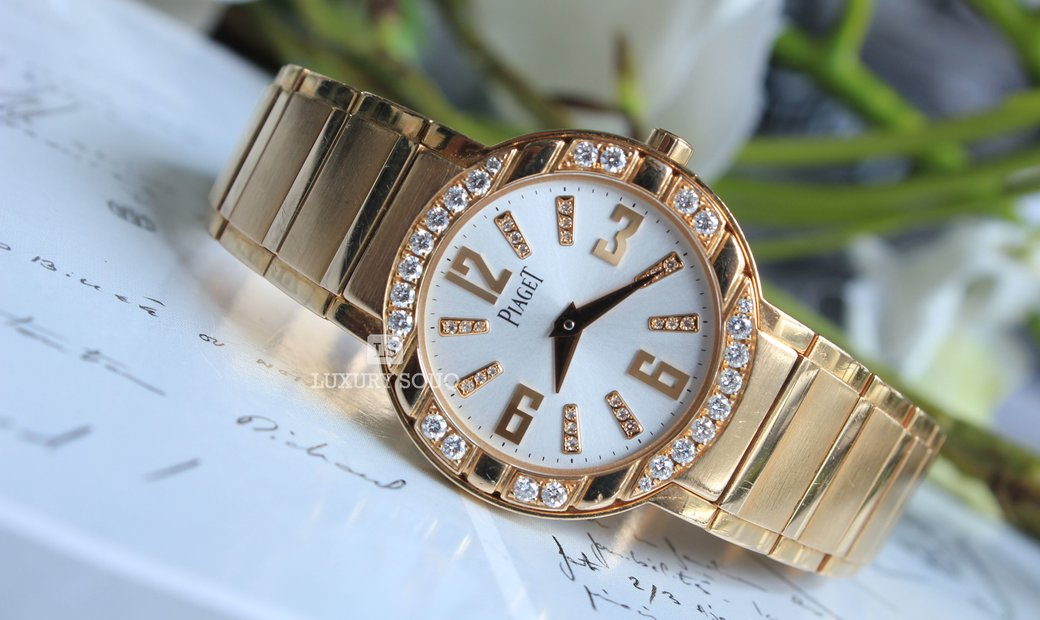 Piaget Polo Diamonds G0A33031