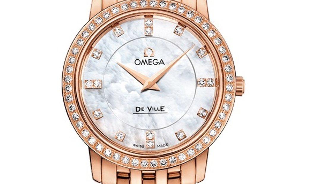 Omega De Ville Prestige 413.55.27.60.55.002