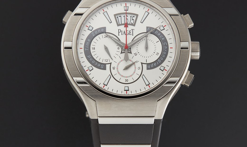 Piaget Polo Forty Five Chronograph G0A34001