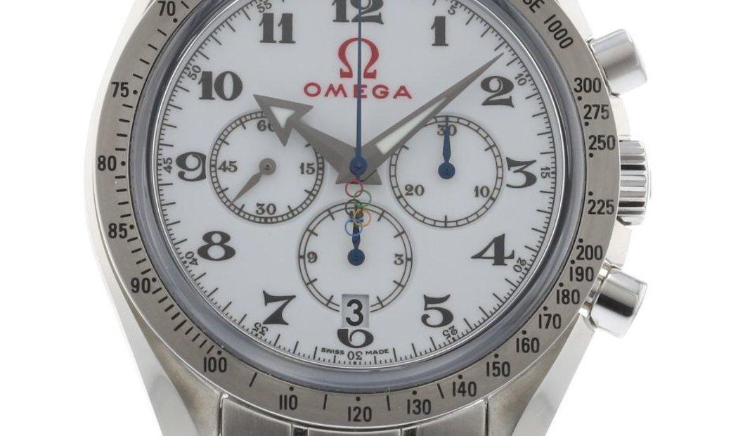 Omega Speedmaster Broad Arrow Olympic 321.10.42.50.04.001