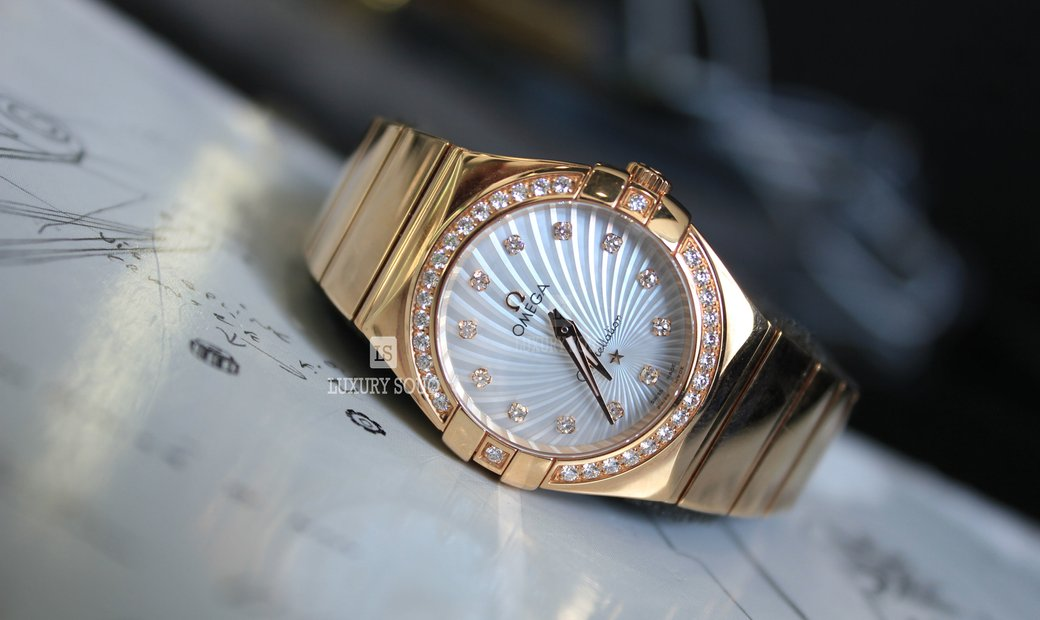 Omega CONSTELLATION CO-AXIAL 123.55.27.60.55.005