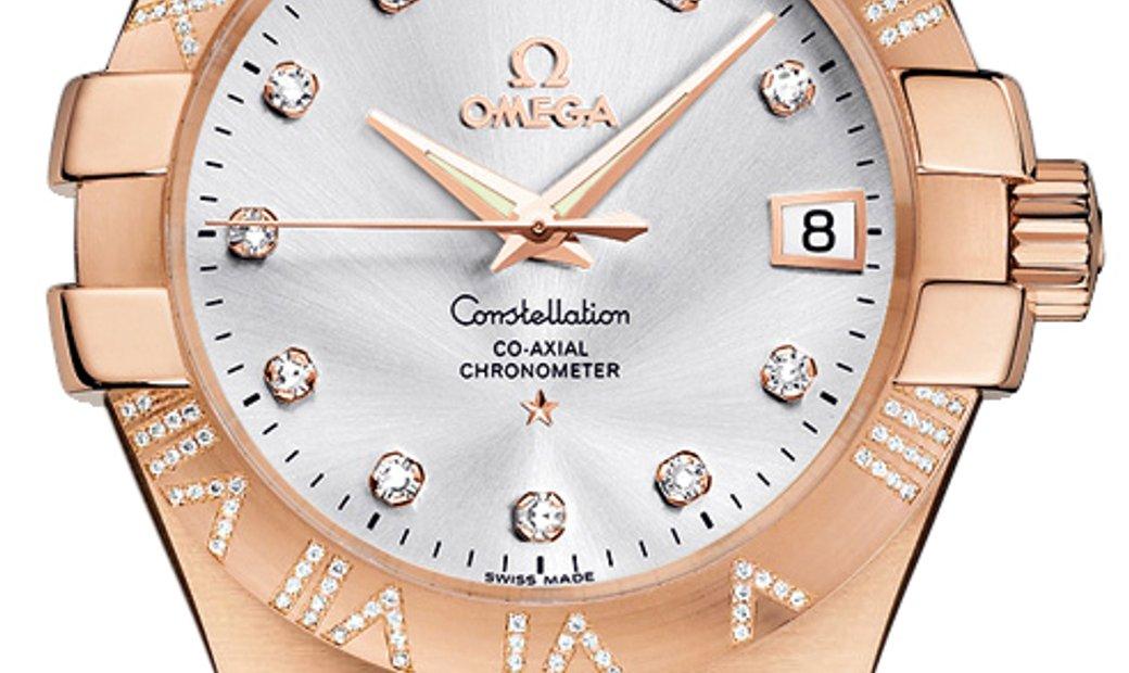 Omega Constellation Ladies 123.55.35.20.52.003