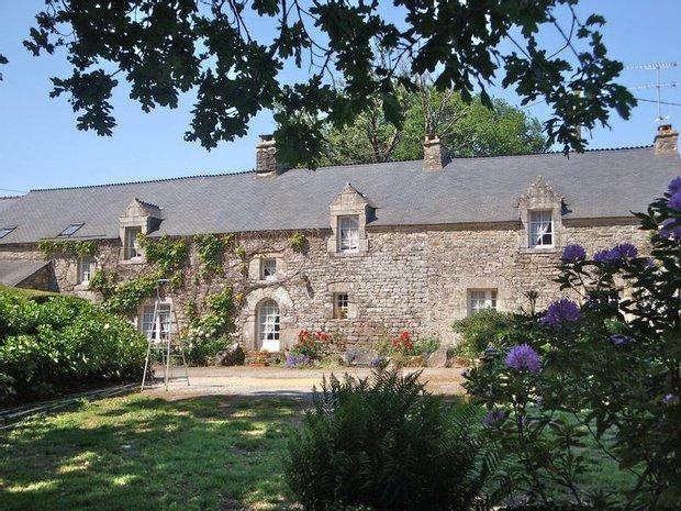 House in Limerzel, Brittany, France 1