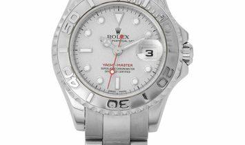 Rolex Yacht-Master 169622, Baton, 2006, Good, Case material Steel, Bracelet material: S