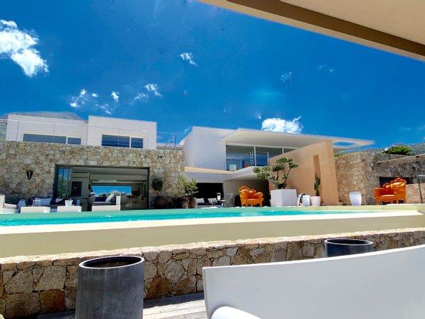 Villa in Calvi, Corsica, France 1