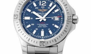 Breitling Colt Automatic A1738811.C906.173A, Baton, 2016, Good, Case material Steel, Br