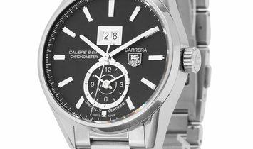 TAG Heuer Carrera WAR5010.BA0723, Baton, 2016, Very Good, Case material Steel, Bracelet