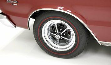 1966 Plymouth Satellite Convertible