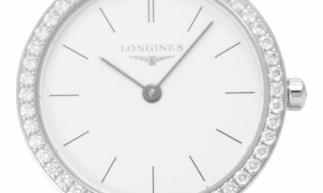 Longines La Grande Classique L4.241.0.12.6, Baton, 2012, Very Good, Case material Steel