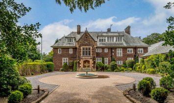 House in Birkenhead, England, United Kingdom