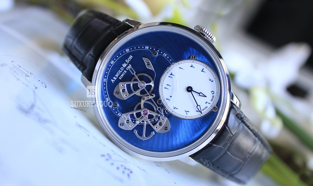 Arnold & Son LIMITED EDITION Arabic Dial 10pcs