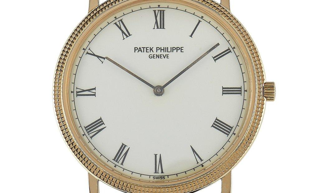 Patek Philippe Patek Philippe Calatrava Watch 3520